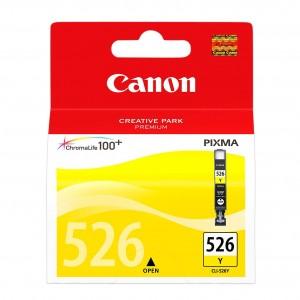 Cartouche d'encre Canon CLI 526y