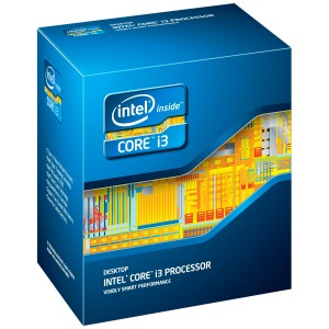 Intel Core i3-2125 (3.3 GHz)