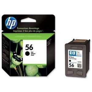 Cartouche d'encre HP 56