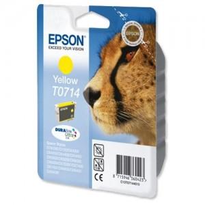 Cartouche d'encre Epson T0714
