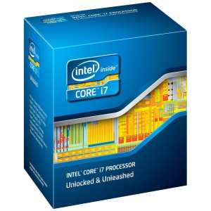 Intel Core i7-2600K (3.4 GHz)