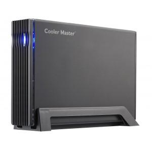 Cooler Master Xport 351 eSATA Noir
