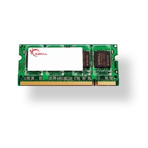 Mémoire vive Gskill Sodimm DDR2 PC6400 CL6 2Go