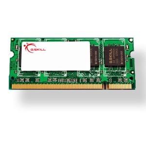 Mémoire vive Gskill DDR1 Sodimm PC2700 1GB