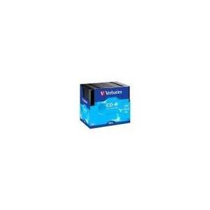 20 CD-R 700Mo Verbatim boite slim
