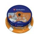 1 DVD-R Verbatim