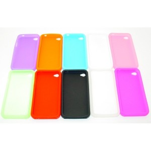 Coque pour iphone 4 housse et silicone