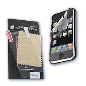 Film de Protection anti trace de doigts pour IPHONE 3G/3GS