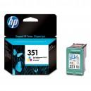 Cartouche d'encre HP 351