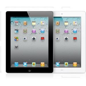 Film de protection pour iPad 2