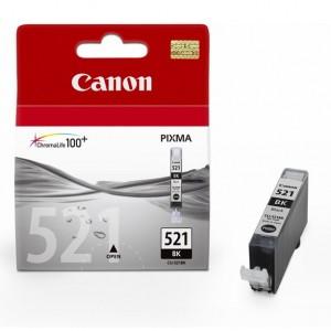Cartouche d'encre Canon CLI-521BK