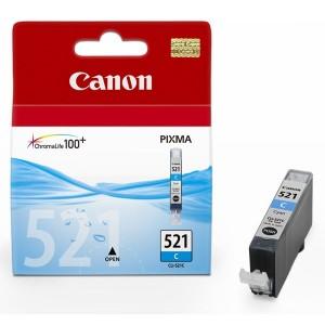 Cartouche d'encre Canon CLI-521C