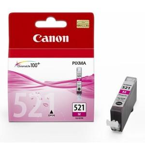 Cartouche d'encre Canon CLI-521M