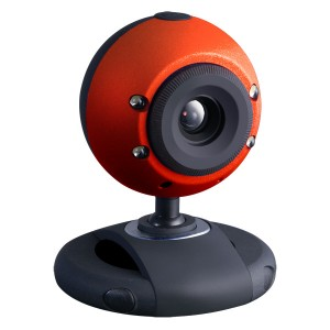 Webcam Advance Quad rouge
