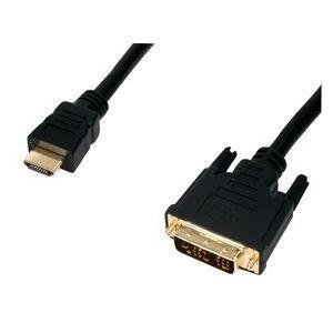 Câble DVI M / HDMI M 1.80m
