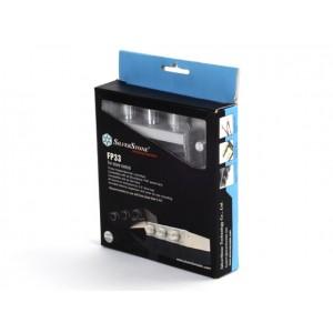 Rhéobus noir pour boîtier PC Silverstone SST-FP33B