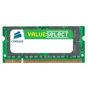 Mémoire vive Corsair Value SO-DIMM 2 Go DDR2 800 MHz