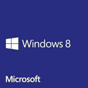Microsoft Windows 8 Professionnel 64 bits - OEM (DVD)