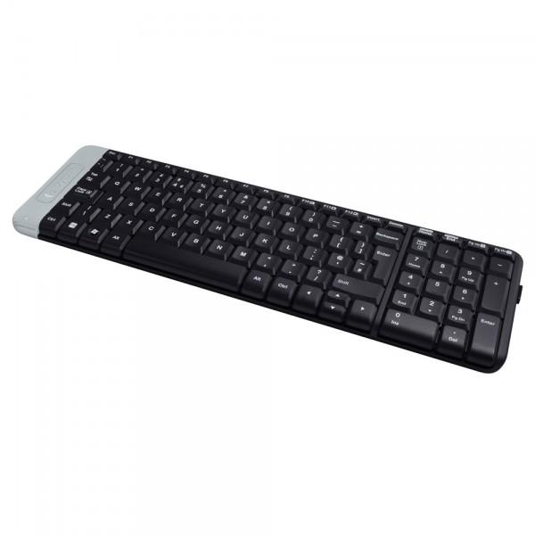 clavier sans fil logitech k230 vng informatique. Black Bedroom Furniture Sets. Home Design Ideas