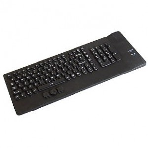 clavier silicone avec pointeur de souris keysonic ack 730. Black Bedroom Furniture Sets. Home Design Ideas