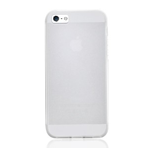 Coque blanche iPhone 5 + film flexshield campus