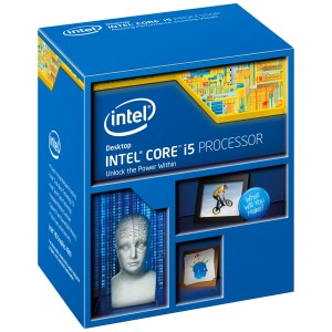 Intel Core i5-4670K (3.4 GHz)