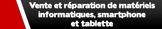 Boutiques informatiques à Rennes et Angers