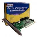 Carte PCI 2 sata int. + 1 sata ext. Ide/sata