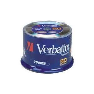 50 CD-R Verbatim spindle